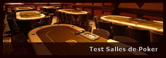 Salles poker